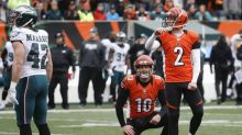 Mike Nugent's extra point yips sum up the NFL's kicking fiasco this season