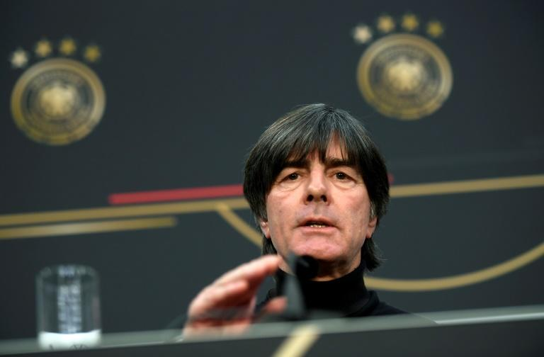 New-look Germany aren't among Euro 2020 favourites - Loew