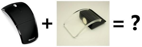 Microsoft prepping Magic Mouse-like Arc Touch Mouse?