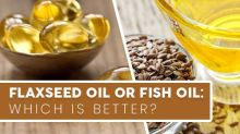 Flaxseed Oil Or Fish Oil: Which One Is Better For You?