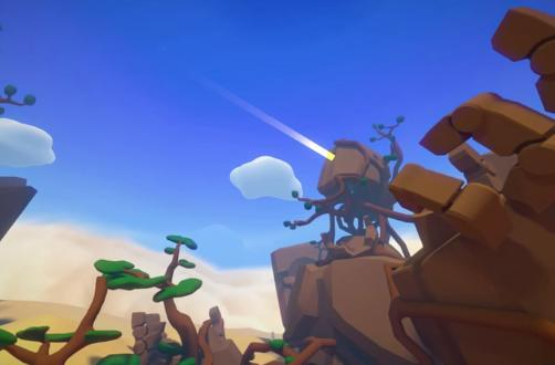 Windlands mixes Shadow of the Colossus with Oculus Rift