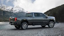 Every Photo of the Heavy Duty 2020 GMC Sierra