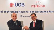 UOB and Prudential renew, expand regional strategic bancassurance alliance
