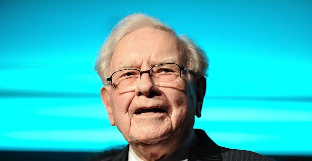 Warren Buffett compares buying stocks to being 'a farmer'