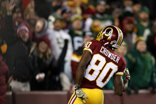 Jamison Crowder, your PPR friend.