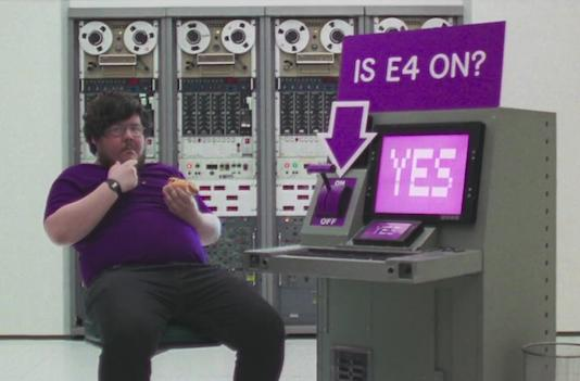 E4 will 'shut down' on election day to encourage young people to vote