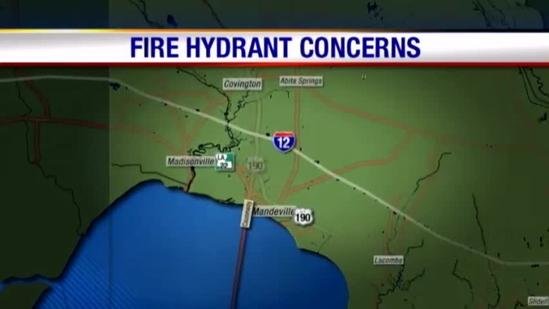 Lack of fire hydrants concerns growing Northshore population