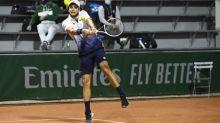 Roland-Garros (H) - Roland-Garros : Grégoire Barrere sèchement éliminé par Grigor Dimitrov