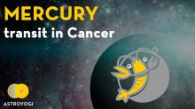Mercury Transit in Cancer on 2nd August 2020
