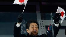 Super Mario, Trump buddy: remembering the Abe era