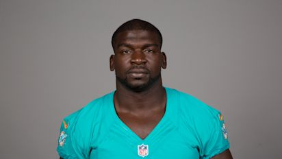 Timmons indefinitely suspended by Dolphins