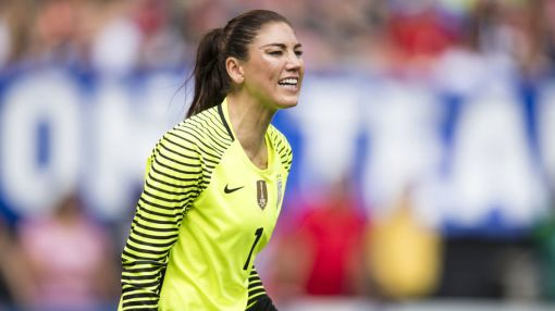 Hope Solo Responds After Being Banned for 6 Months by US Soccer Following Olympic Outburst