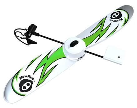 WowWee's Lightstar flying blade reviewed: a cheap thrill