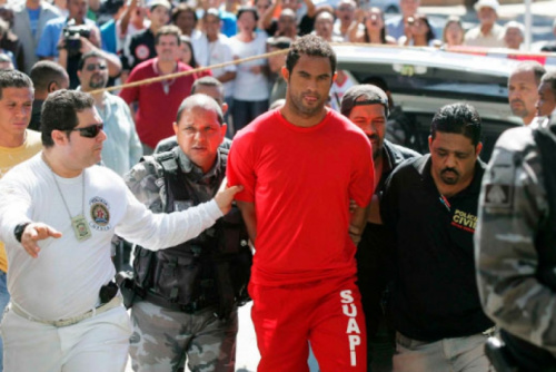 TJMG aceita e Bruno cumprirá restante da pena em Varginha