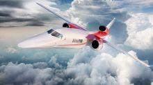 Boeing e a Aerion firmam parceria para desenvolvimento de jato supersônico