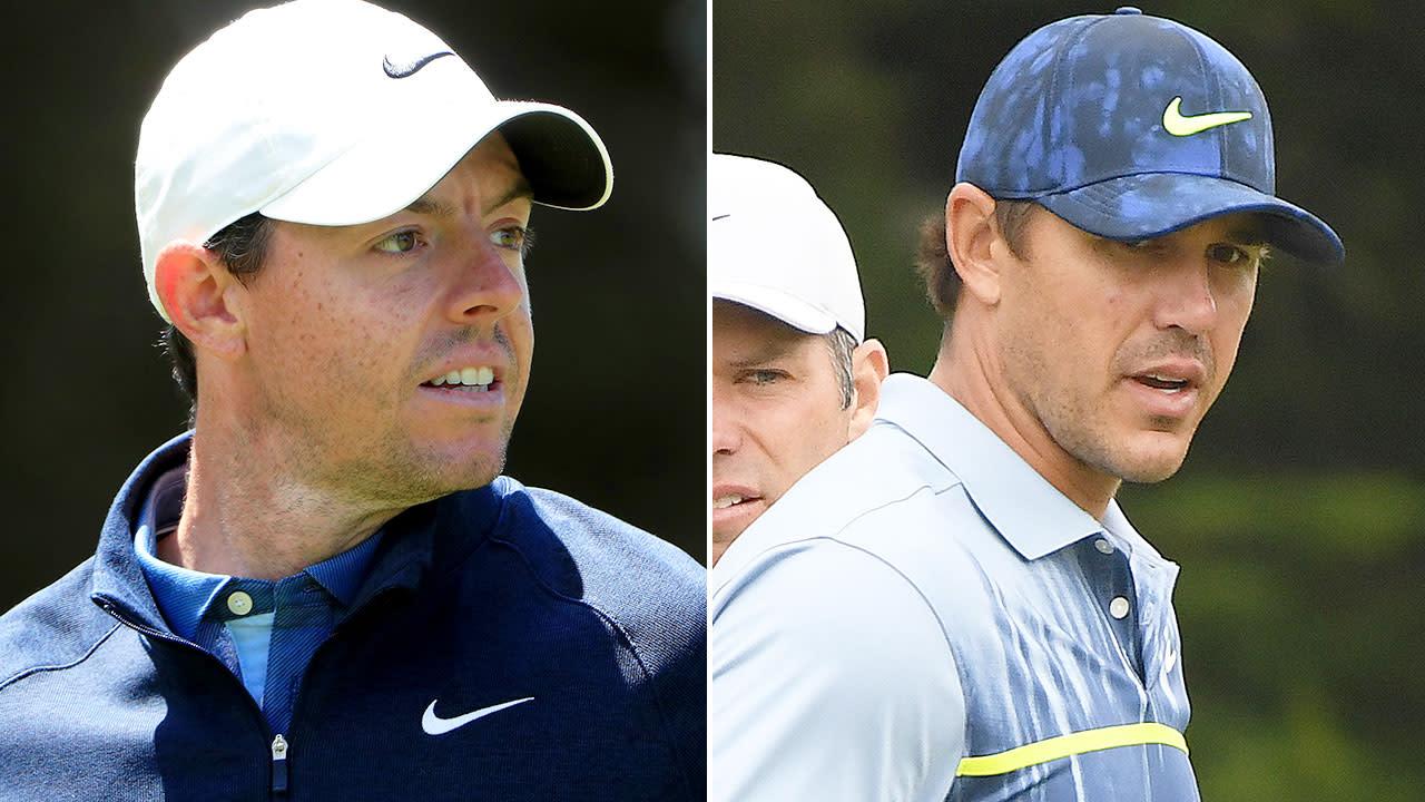 'Taken aback': Golfer's sledge on rival stuns World No.3