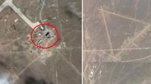 Satellite images reveal China's latest move in 'secret weapons' race