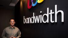 Bandwidth execs talk hiring plans, international growth