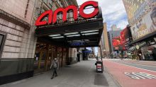 AMC jumps on report Amazon expressed buyout interest