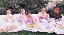 The Kardashians have apparently trademarked their kids' names
