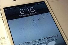Apple prototype spotted with T-Mobile 3G signal
