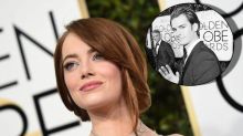 Emma Stone and Andrew Garfield Are (Ex) Relationship Goals at the Golden Globes