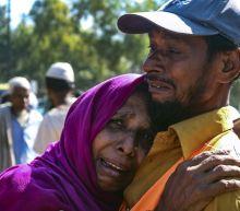 Bangladesh begins relocating Rohingya refugees to island
