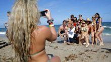 As Florida coronavirus cases surge, spring breakers express regret