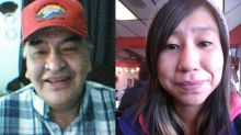 Search for missing N.W.T. travellers suspended after body spotted