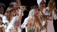 Grammy Awards highs and lows: Kesha's emotional Time's Up performance steals the show
