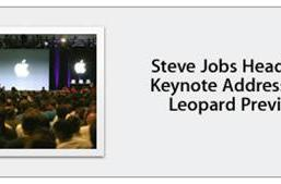 WWDC 2006 Live Keynote Coverage