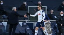Jose Mourinho irked by questions on Gareth Bale's Tottenham future: 'Ask Zidane as he is a Real Madrid player'