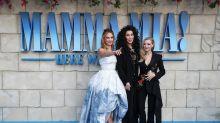 Mamma Mia, Una y Otra Vez en la Alfombra Roja