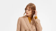 Everlane's new Oversized Blazer's are a fall wardrobe must-have