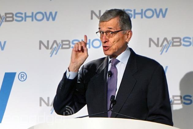 FCC Chairman to broadcasters: It's time to catch up with Netflix and Yahoo