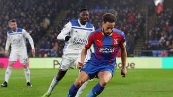 Crystal Palace vs Leicester LIVE - Latest score and Premier League goal updates from Selhurst Park