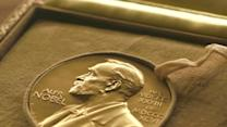 Nobel in Physics Goes to Englert and Higgs