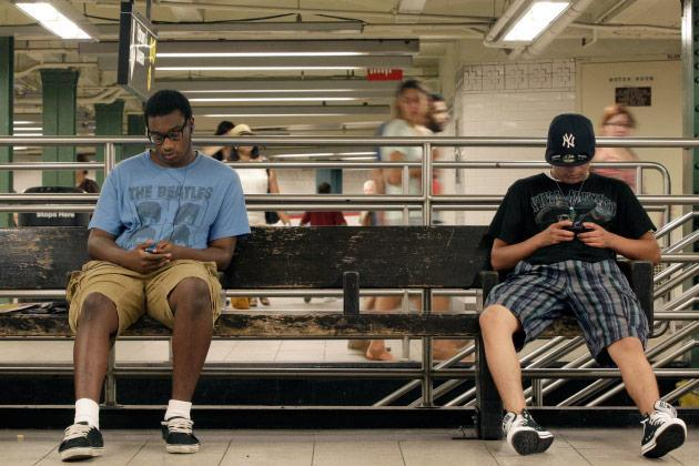 Verizon LTE now available in 35 NYC subway stations