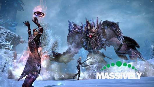 Massively Exclusive: TERA shows off two new BAMs