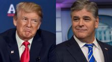 Donald Trump and Sean Hannity reportedly chat nightly — and that's a problem for many