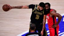 Anthony Davis (flagrant), James Harden (technical) given retroactive fouls