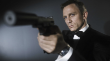 'No Time to Die': The 25th James Bond Movie Gets a Simple First Poster