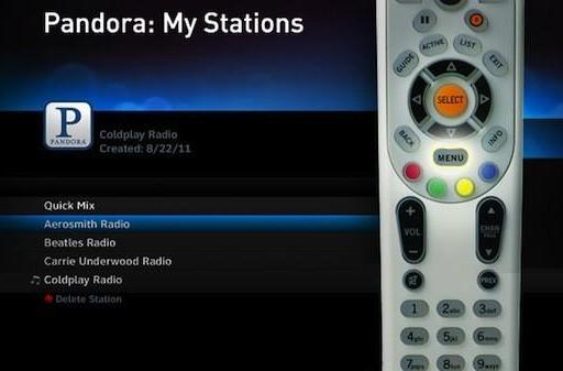 DirecTV and Pandora join forces, let you jam out via connected HD DVRs