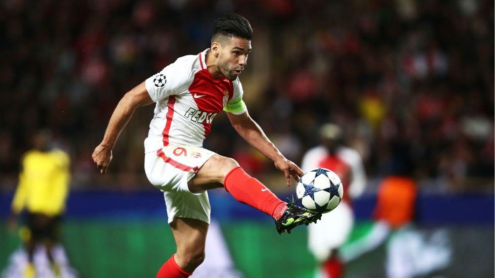 Five finals between Monaco and Ligue 1 glory – Falcao
