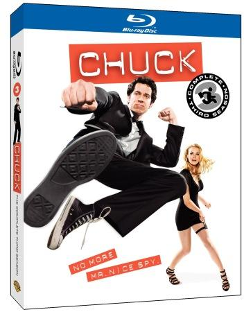 Engadget HD Giveaway: Win Chuck: The Complete Third Season on Blu-ray!