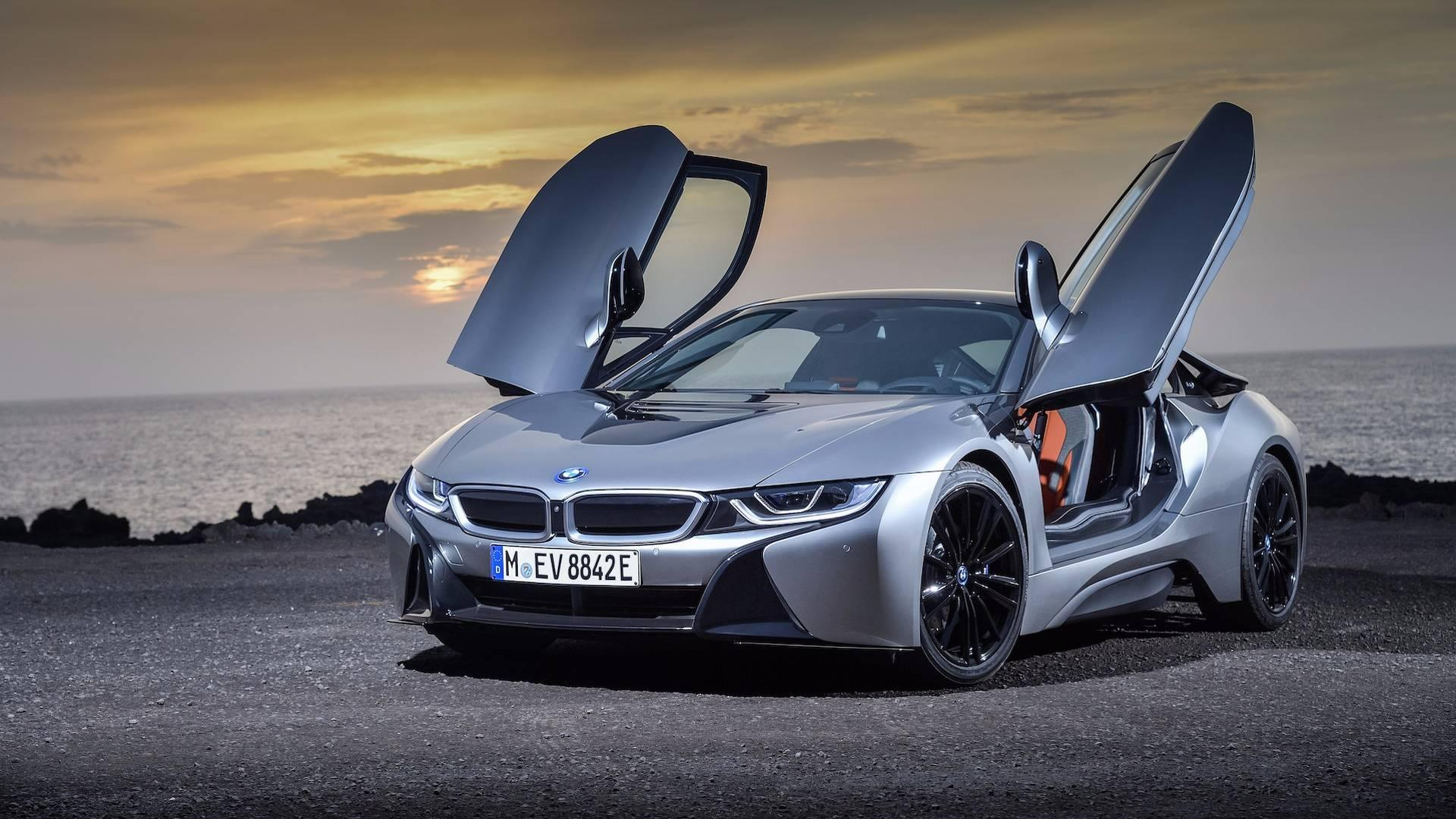 Bmw Hints I3 I8 Might Not Live After This Generation