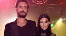 Scott Disick leaves a cryptic comment on Kourtney Kardashian's swimsuit photo