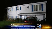 4 found dead in Merrillville home from carbon monoxide