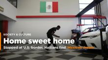 Correction: Haitians-The Mexican Dream story
