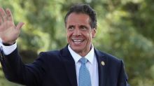 "Governor Andrew Cuomo Confirms He's ""Eligible"" After Being Named ""Most Desirable"" Man in New York"